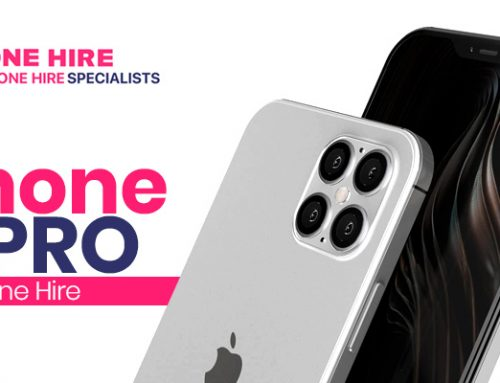 Hire an iPhone 12 Pro with Phone Hire